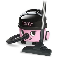 Numatic Hetty Dry Vacuum Cleaner 9ltr Pink (each)