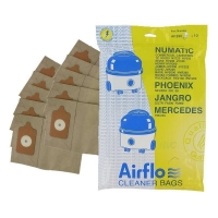 Vacuum Bags to suit Junior, Henry & Ruc Sac (10/pack)