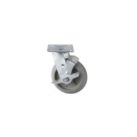Replacement Wheel Side Brake for Room Service Trolleys (each)