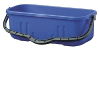 Window Cleaners Bucket Blue 11ltr (each)