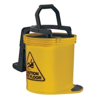 Enduro Mop Bucket Yellow 15ltr (each)