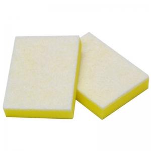 Premium White Scour Sponge 150mm x 100mm (10/pack)