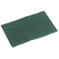 Premium Green Scour Pad 150mm x 100mm (10/pack)