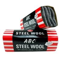 Steel Wool No.2 250g (12/pack)