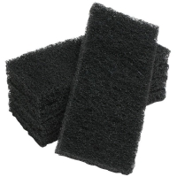 Scour Pad 250mm x 100mm Black (each)