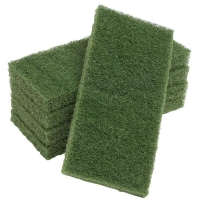 Scour Pad 250mm x 100mm Green (each)