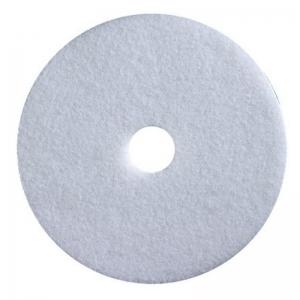 White Super Polish Floor Pads 30cm (each)