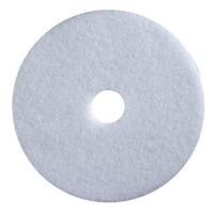 White Super Polish Floor Pads 50cm (each)