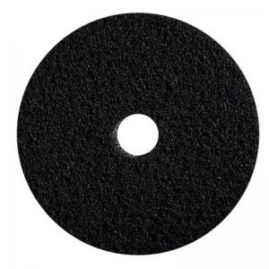 Black Stripping Floor Pads 40cm (each)