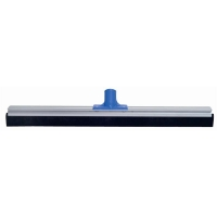 Neoprene Floor Squeegee Aluminium Backed 600mm Blue (each)