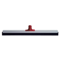 Neoprene Floor Squeegee Aluminium Backed 600mm Red (each)