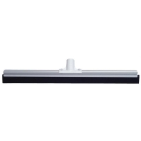 Neoprene Floor Squeegee Aluminium Backed 600mm White (each)
