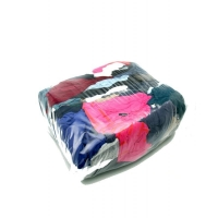 Mixed Cotton Rags 10kg  (each)