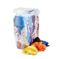 Coloured Cotton Singlet Rags 10kg