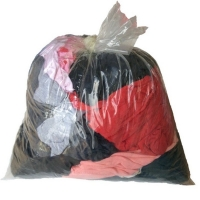 Coloured Cotton Singlet Rags 1.2kg  (each)