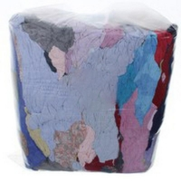 Coloured Mixed Bath & Terry Towelling Rags 10kg