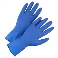 Latex High Risk Powder free Examination Glove XLarge (100/pack)