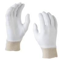 Protectaware Cotton Interlock Liner Gloves Knit Wrist-Ladies (12 pairs/pack)