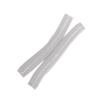 Protectaware Crimped Hair Nets Double Elastic 24inch (61cm) White (1000/ctn)