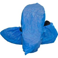 Protectaware Disposable Polyethylene (CPE) Shoe Covers Blue (2000/ctn)