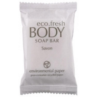 Eco-Fresh Soap White Wrapped 15grms (100/pack)