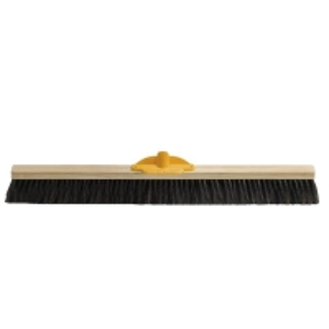 Hair & Fibre General Purpose Broom Head 900mm (each)