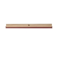Timber Backed Rubber Floor Squeegee 900mm (each)