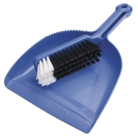 Dustpan & Bannister Set - Blue (each)