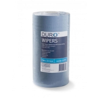 ROAR Wipes Small Blue 24.5 X 70m (4 rolls/ctn)
