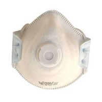 Protectaware Moulded P2 Dust Masks with Valve (10/pack)