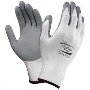 Hyflex Grey Foam Nitrile Glove Size 6 XSmall (1 pair)