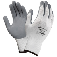 Hyflex Grey Foam Nitrile Glove Size 7 Small (1 pair)