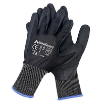 Premium Nitrile Coated Glove Medium Size 8 (1 pair)