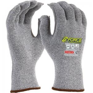 G Force Heatguard Cut 5 Heat Resistant XLarge Size 10 (1 pair)