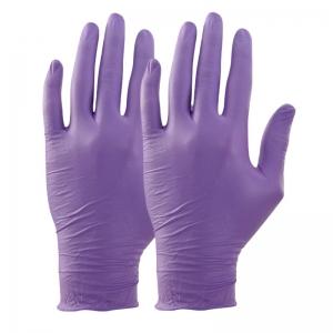 Purple Nitrile Powder Free Glove - XLarge (100/pack)