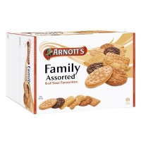 Arnotts Classic Assorted Biscuits (1.5kg/ctn)