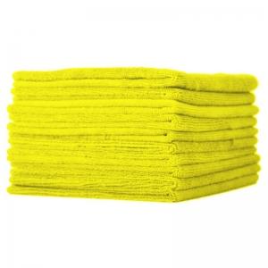 Microfibre Cloth Yellow (each)