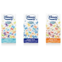 Kleenex Pocket Facial Tissues (144/ctn)