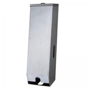 Stainless Steel Triple Toilet Roll Dispenser (each)