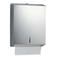 Stainless Steel Ultraslim Hand Towel Dispenser (each)