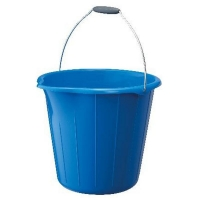 Oates Heavy Duty 12 Litre Bucket Blue (each)