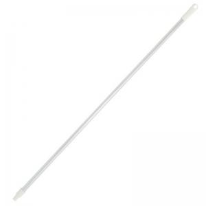Aluminium Handle White 25mm x 1.5m (each)