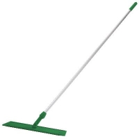 Oates Microfibre Flat Mop Handled Green 600mm (each)