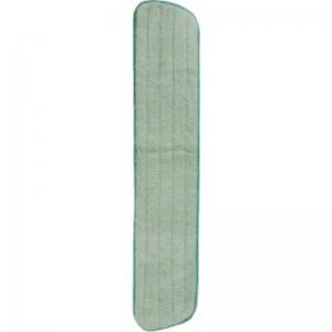 Oates Microfibre Flat Mop Refill Green 600mm (each)