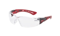 Bolle Rush Clear Anti Fog Safety Glasses (1 pair)
