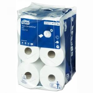 Tork Smartone Mini Jumbo Toilet Rolls 2ply (12rolls/ctn)