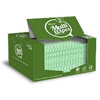 Veora Non Woven Wipes Green 30cm x 50cm (40/dispenser box)
