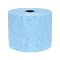 Durelle Jumbo Blue Perforated (30 x 50cm) Wipes 300m (600 sheets/roll)