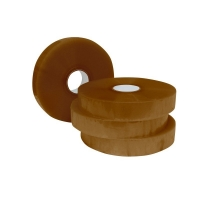 Heavy Duty Natural Rubber Clear Machine Tape 48mm x 1000m (6/ctn)