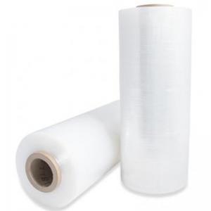 Durapak Machine 25 Cast Super Stretch Film Wrap Clear - 500mm x 1100m/Roll (each